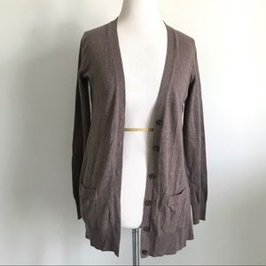 Old Navy Button Front Cardigan with Pockets